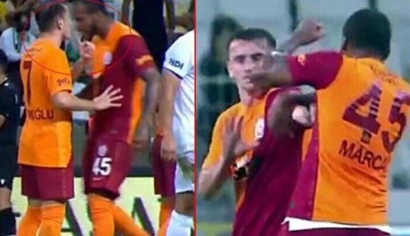 Galatasaray, Marcao'nun takımdan ayrı çalışmasına karar verdi
