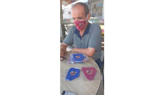 Gayretköy maskeleri satışta