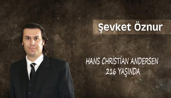 Hans Christian Andersen 216 Yaşında