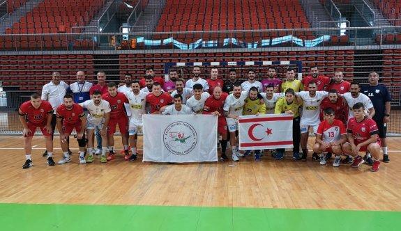 Hentbol Federasyonu, GG'yi kutladı