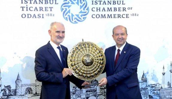 İstanbul Ticaret Odası'ndan Tatar'a destek