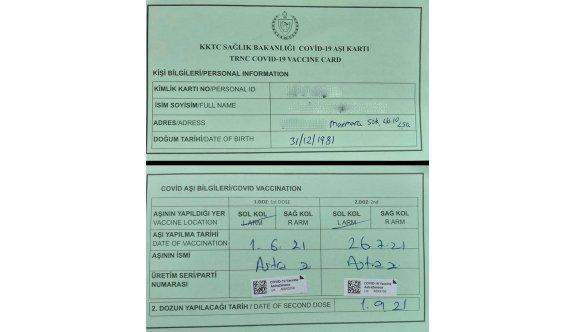Kıbrıslı Türkler İngiltere'ye girişlerde 'aşı belgesi' sorunu yaşıyor