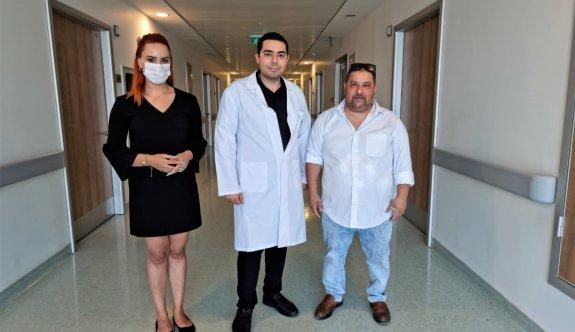 KKTC'de ilk kez böbrek nakilli hastaya obezite cerrahisi uygulandı