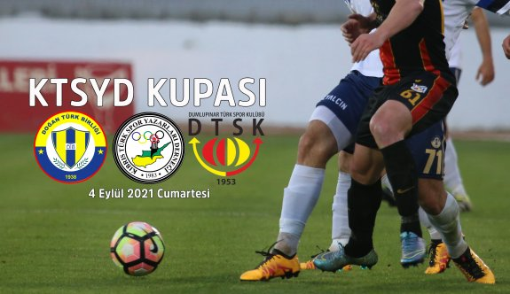 KTSYD Kupası için basın toplantısı düzenleniyor
