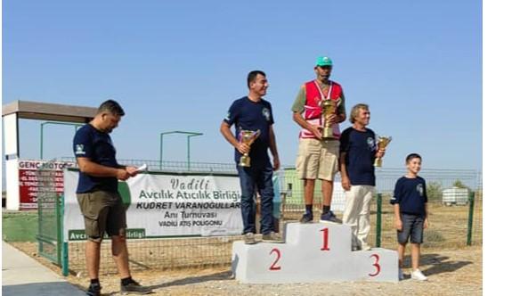 Kudret Varanoğulları atıcılık yarışmasıyla anıldı