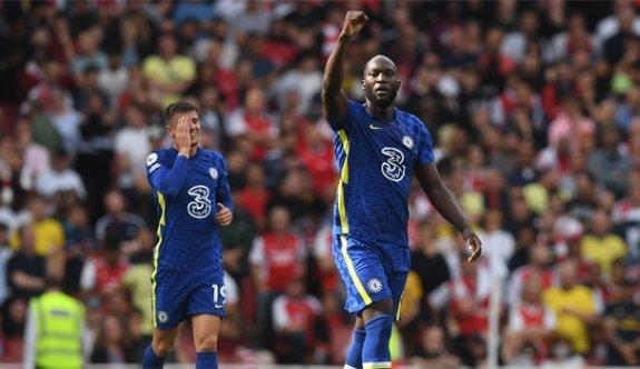 Lukaku açılış yaptı, derbiyi Chelsea kazandı