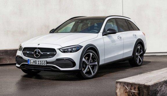 Mercedes-Benz C-Serisi All-Terrain görücüye çıktı
