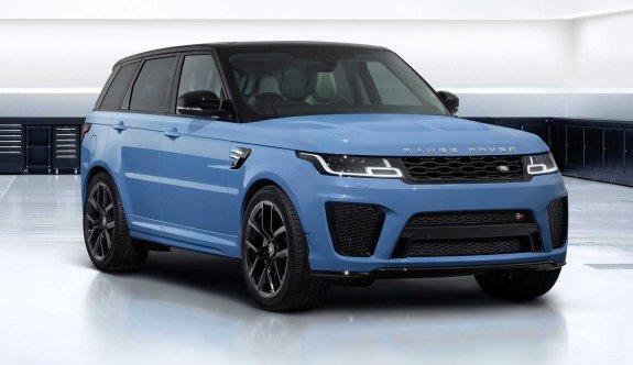 Range Rover Sport SVR Ultimate yenilendi