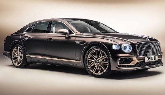 Sürdürülebilir lüksün özel temsilcisi: Bentley Flying Spur Hybrid Odyssean