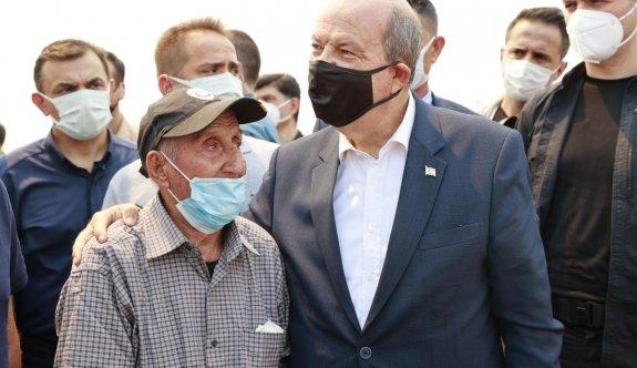 """Tatar """"Türkiye'mizin acısı bizim de acımızdır"""""""