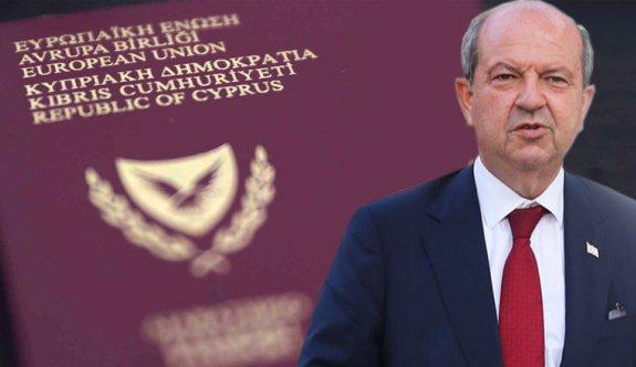 Tatar ve KKTC bakanlarının Kıbrıs pasaportları yenilenmeyecek