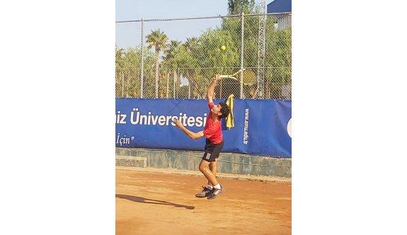 Teniste performans TUR-3 heyecanı sürüyor