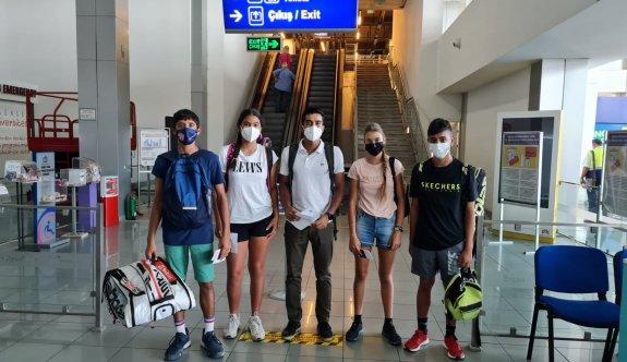 Teniste yurt dışı özlemi bitti