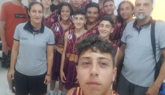 U15'te YDÜ – Koopspor finali