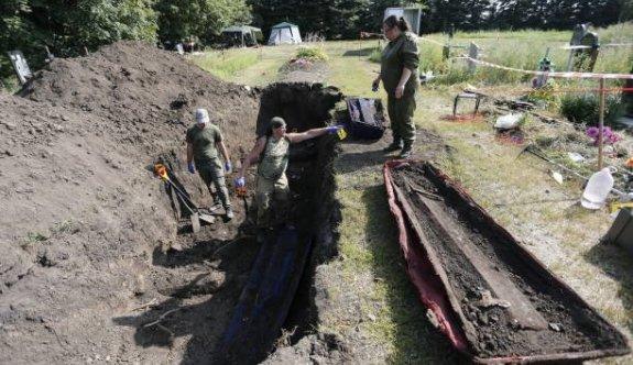 Ukrayna'da 8 bin kişilik toplu mezar bulundu