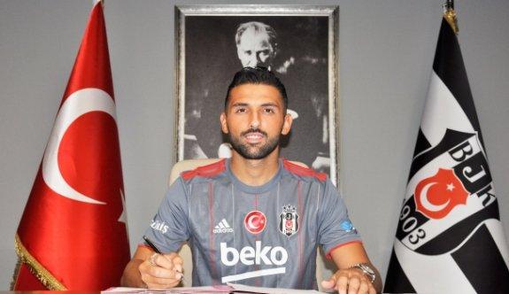Umut Meraş, Beşiktaş'a imzayı attı