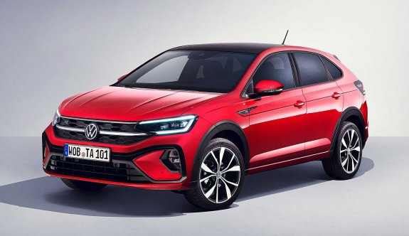 Volkswagen'in yeni crossover'ı Taigo
