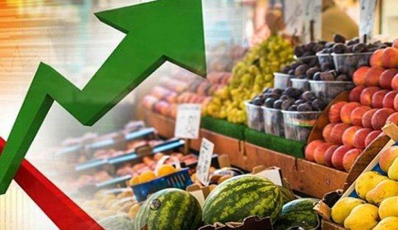 Yıllık enflasyon %20,23'e yükseldi