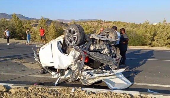 10 yılda 270 ölümlü kaza