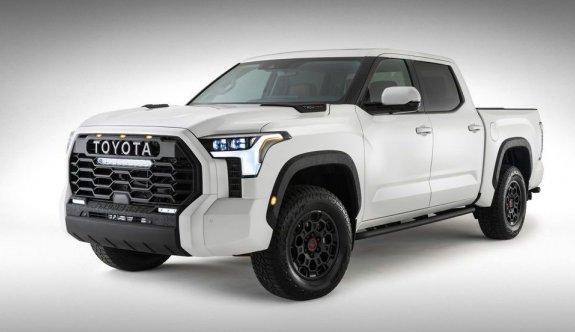 2021 Toyota Tundra ezberleri bozacak