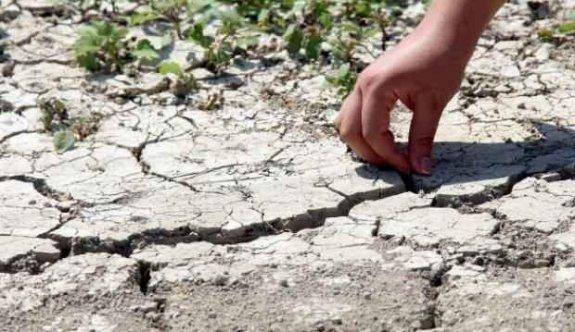 61 köy kuraklıktan etkilendi