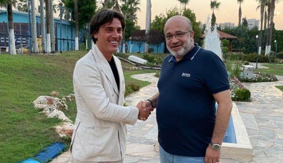 Adana Demirspor'a İtalyan teknik adam