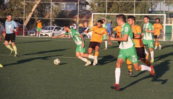 AKSA Futbol Liglerinde günün sonuçları