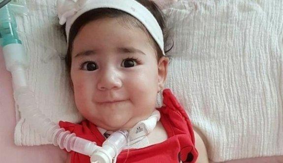 Asya bebeğin tedavi masrafları nihayet devlet tarafından karşılanıyor