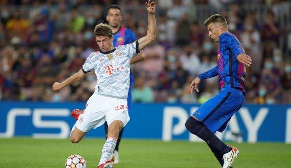 Bayern Munih, Barcelona'yı evinde yıktı