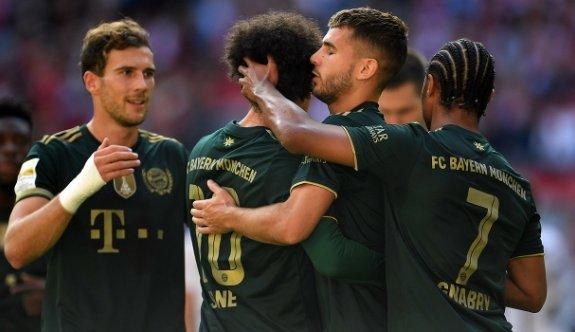 Bayern Münih, Bochum'u 'yedi' bitirdi