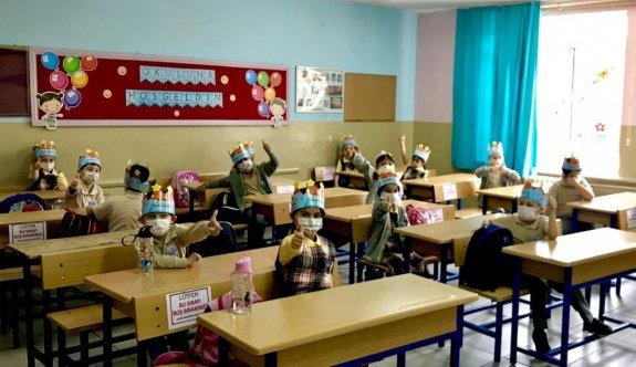Bazı ilkokullarda eğitim seyreltilmiş şekilde başlayacak