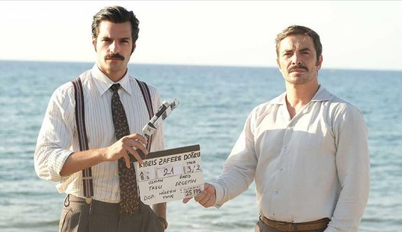 """""""Bir Zamanlar Kıbrıs"""" çekimlere başladı"""