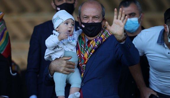 """""""Biz Türkiye'ye yürekten bağlıyız"""""""