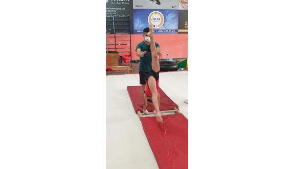 Cimnastik antrenörleri belgelerini törenle alacak