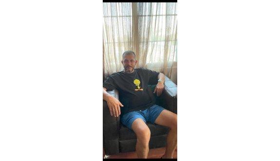 Covid 19'u yenen Şaliş'ten 'aşı olun' çağrısı