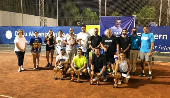 DAÜ Cup şampiyonları belirlendi