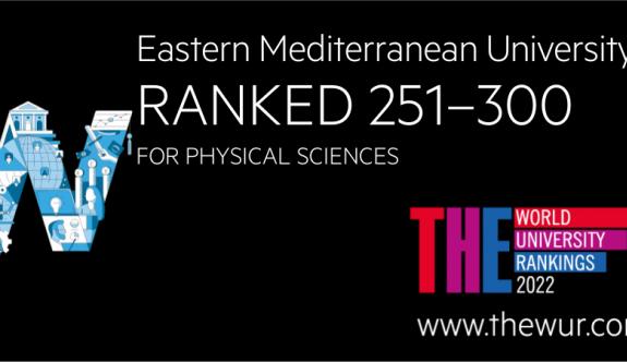 DAÜ Fen ve Edebiyat Fakültesi dünyanın en iyi 300 fakültesi arasında