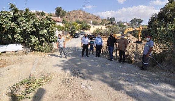 Değirmenlik Belediyesi, dere yataklarını temizledi