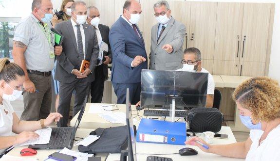 Değirmenlik Belediyesi, MAKS Projesi'nde veri girişlerini ilk tamamlayan belediye