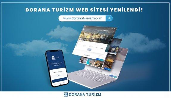 Dorana Turizm dijital dünyadaki yerini aldı