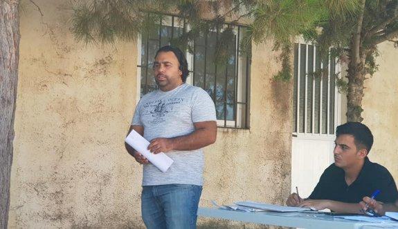 Erçin: Güvencemiz gençlerimiz