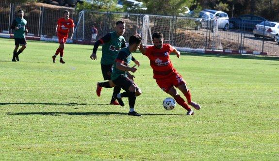 Esentepe'de beraberlik penaltılarla geldi