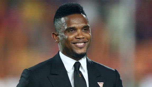 Eto'o Kamerun Futbol Federasyonu başkanlığına aday