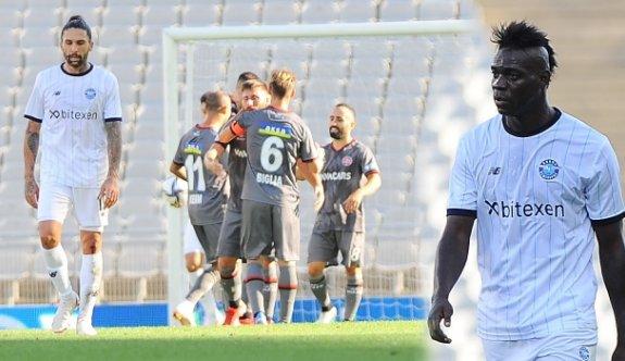 Fatih Karagümrük, Adana Demirspor'u dağıttı