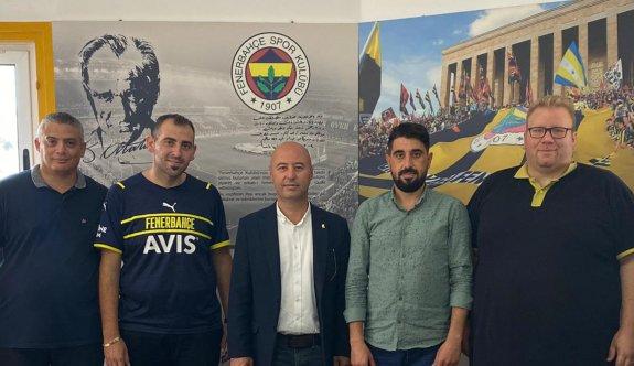Fenerbahçe Kulübü'nden, Fenerbahçeliler Derneğine ziyaret