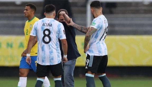 FIFA'dan Brezilya'ya sert tepki
