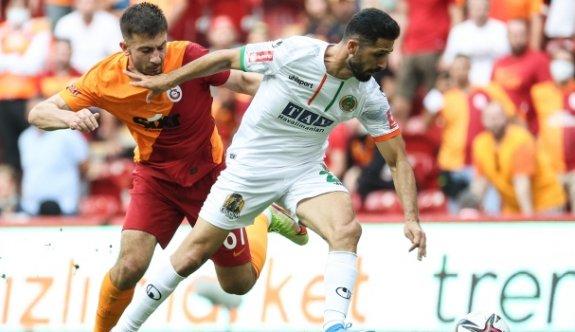 Galatasaray, evinde Alanya'ya boyun eğdi
