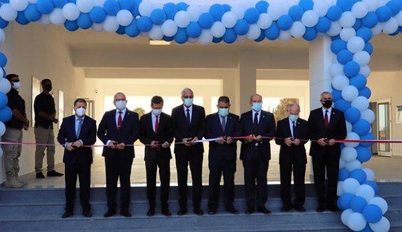 Girne'de bir yeni okul daha eğitimin hizmetinde
