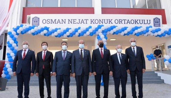 Girne'ye yeni okul