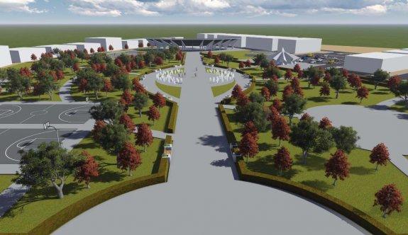 Gönyeli Belediyesi, anıt mezar için hazır